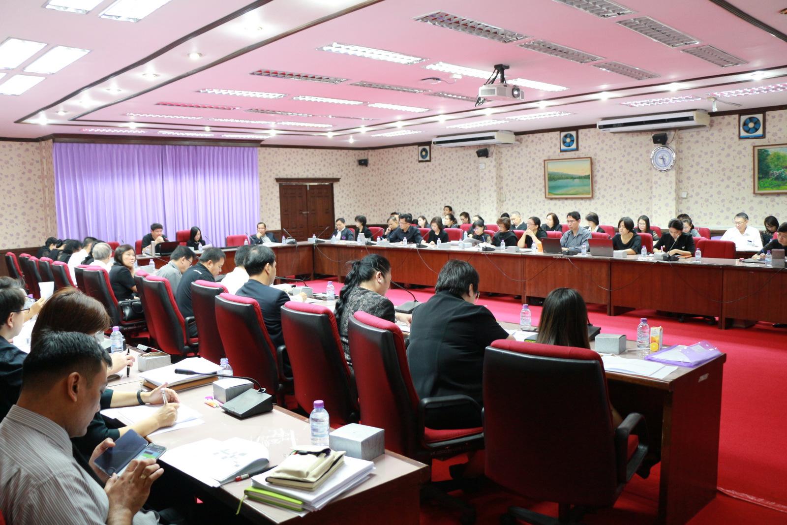 สัมมนาเตรียมการรับเข้าศึกษาระดับปริญญาตรี ปีการศึกษา 2561