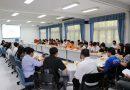 ประชุมเตรียมความพร้อมงานรับรายงานตัวขึ้นทะเบียนเป็นนักศึกษาระดับปริญญาตรี ปีการศึกษา 2561